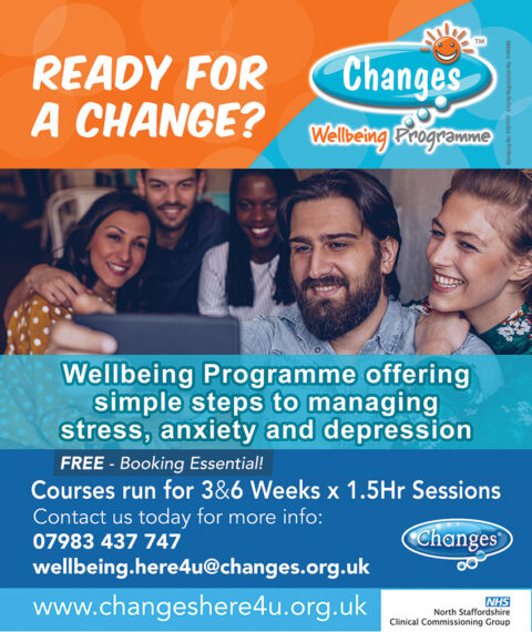 Changes Here4U Stay Well CYP services are for children